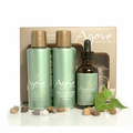 Agave Take Home Smoothing Hair Care Trio