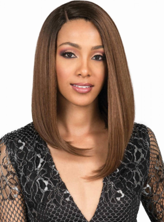 Bobbi Boss Chyna Lace Front Wig Synthetic