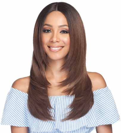 Bobbi Boss Charlotte Lace Front Wig Synthetic