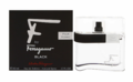 F by Ferragamo Black Pour Homme by Salvatore Ferragamo Fragrance for Men Eau de Toilette Spray 1.7 oz 2018