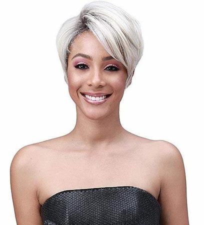 Bobbi Boss Liliana 4x4 Frontal Lace Front Wig Synthetic