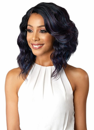 Bobbi Boss Denna Swiss Lace Front Synthetic