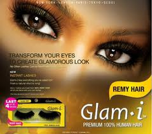 Glam ~ i Remy Human Lashes