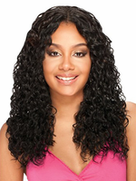 Model Model Invisible Part Wig Collection