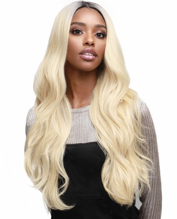 Bobbi Boss Premium Sonya 360 Swiss Lace Front Wig Synthetic