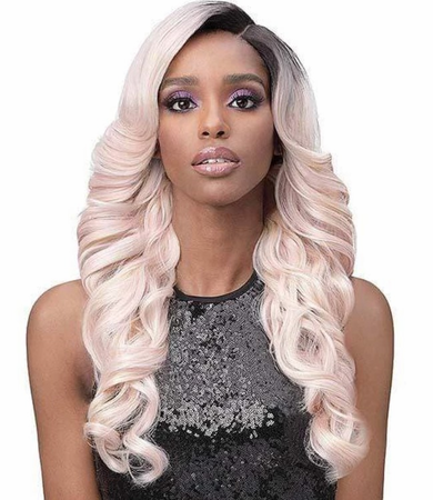Bobbi Boss TrulyMe Monica Lace Front Wig Synthetic New 2019