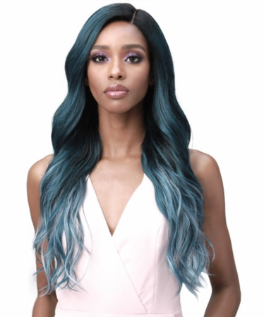 Bobbi Boss TrulyMe Wynter Lace Front Wig Synthetic
