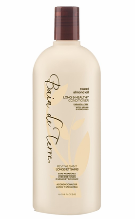 Bain De Terre Sweet Almond Oil Long & Healthy Conditioner 33.8 oz