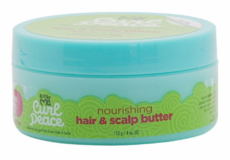 Just for Me Curl Peace Nourishing Hair & Scalp Butter 4 oz