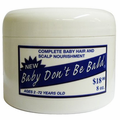 Baby Don't Be Bald Hair And Scalp Nourishment 8 oz