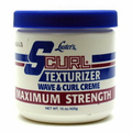 Lusters S-Curl Texturizer Wave & Curl Creme Maximum Strength 15 oz
