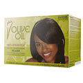 Vitale Olive Oil Anti-Breakage No Lye Relaxer Regular Kit