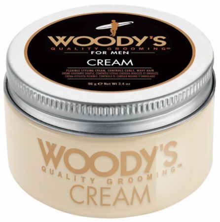 Woody's Flexible Styling Cream 3.4 oz