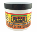 Black Thang Shining & Conditioning Gel Maximum Hold 4 oz