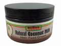 Black Thang Natural Coconut Milk Hair Food Cream 4 oz