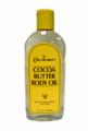 Cococare Cocoa Butter Body Oil 9 oz