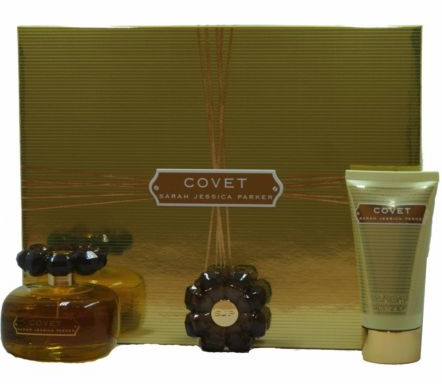 Covet by Sarah Jessica Parker For Women 3 Piece Fragrance Gift Set 2018