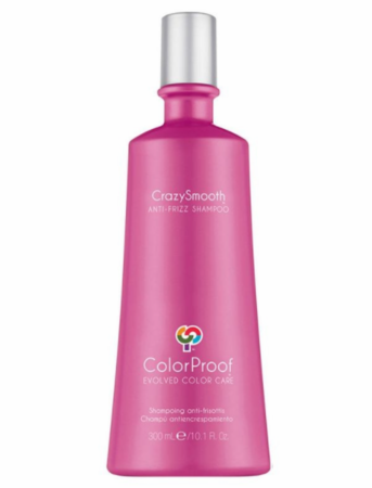 Color Proof Shampoo Crazy Smooth Anti Frizz Shampoo 10.1 oz
