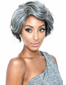 Mane Concept Brown Sugar BSM03 The Crystals Wig Human Hair Blend New 2019
