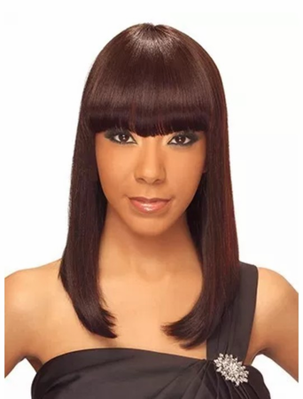 Hollywood Sis HR-Remy Classic Wig Remy Human Hair