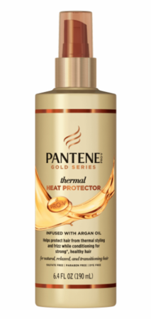 Pantene Pro-V Gold Series Thermal Heat Protector 6.4 oz