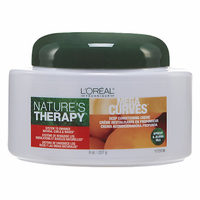 L'Oreal Nature's Therapy Mega Curves Deep Conditioning Creme 8 oz