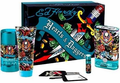 Hearts & Daggers by Ed Hardy For Men 5 Piece Fragrance Gift Set 2018
