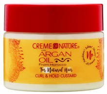 Creme Of Nature Twirling Custard Curl Styling Gel 11.5 oz