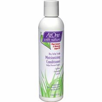 At One With Nature Dry Itchy Scalp Moisturizing Conditioner 8 oz