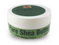 RA Cosmetics Pure Shea Butter With Mango Scent 4 oz