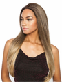 Mane Concept Brown Sugar Hollywood 360 Lace Wig Human Hair Blend