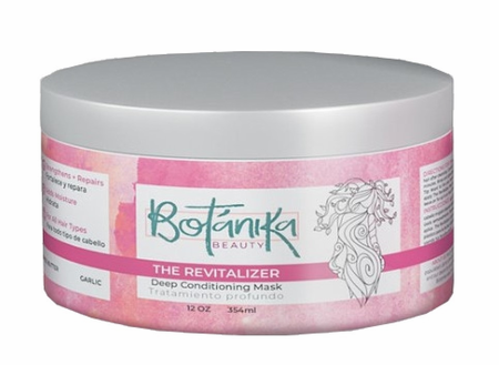Botanika Beauty The Revitalizer Deep Conditioning Mask 12 oz