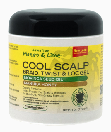 Jamaican Mango & Lime No More Itch Cool Scalp Gel 6oz