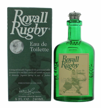 Royall Rugby Fragrance for Men Eau De Toilette Spray 4 oz 2018