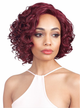 Bobbi Boss Ruth Lace Front Wig Synthetic