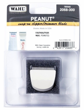 Wahl Professional Peanut Snap on Replacement Clipper Blade 2068-300