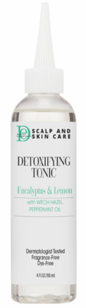 Design Essentials Eucalyptus and Lemon Detoxifying Tonic 4 oz
