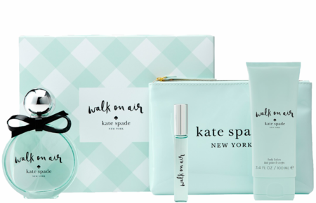 Walk on Air by Kate Spade New York for Women 4 Piece Fragrance Gift Set 2019