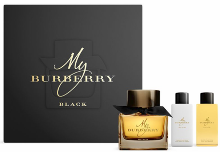 My Burberry Black by Burberry for Women 3 Piece Fragrance Gift Set 2019