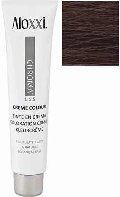 Aloxxi Chroma Permanent Creme Colour 5G Boot-Iful Italy 2 oz 2019