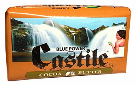 Castile Beauty Soap with Cocoa Butter 3.9 oz / 100g