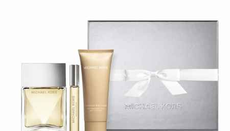 Signature by Michael Kors for Women 3 Piece Fragrance Gift Set 2019