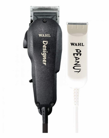 Wahl Professional All Star Designer and Peanut Combo 8331