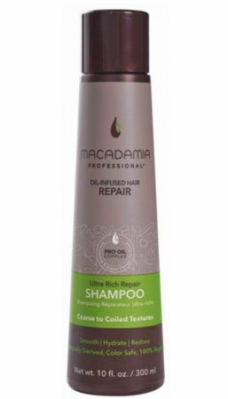 Macadamia Ultra Rich Repair Shampoo 10 oz
