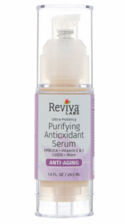 Reviva Labs Ultra-Potency Antioxidant Serum 1oz