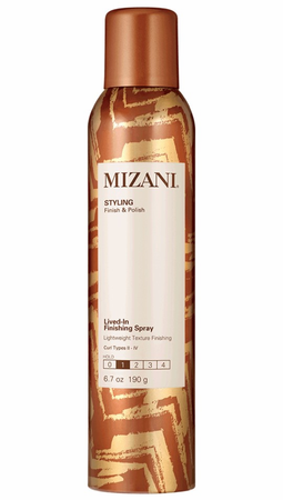 Mizani Lived-In Finishing Spray Lightweight 6.7 oz