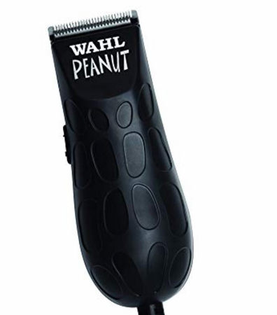 Wahl Professional Peanut Hair Trimmer/Clipper Black 8655-200