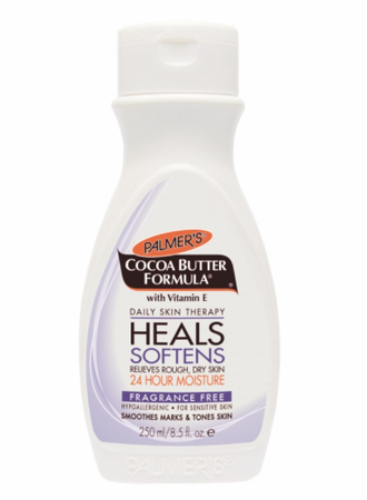 Palmer's Cocoa Butter Fragrance Free Lotion 8.5 oz