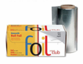 "Product Club Smooth Foil Roll Silver 5"" x 250 Ft"