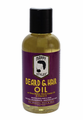 Nappy Styles Beard & Hair Oil 4 oz